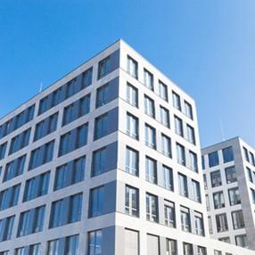 Verwaltung von Gewerbeimmobilien der DEWAG Immobilien Erfurt
