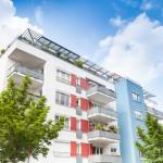 Mehrfamilienhäuser thüringenweit der DEWAG Immobilien GmbH